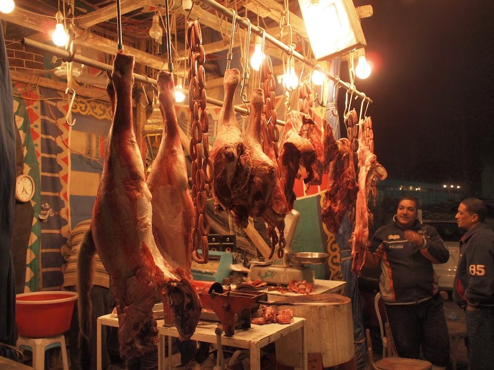 An Evening In Hadayek El Maadi Year In Cairo